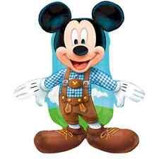 Folienballon, Micky Maus Lederhosen, Anagram XL, Markenware! Mit und ohne Helium