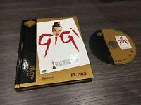 Gi Gigi DVD+Libro Arthur Freed Gigi Leslie Caron Maurice Chevalier Luis Jou