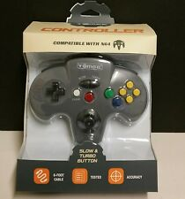 NEW Gray Retro Tomee Controller Joystick pad for N64 NINTENDO 64