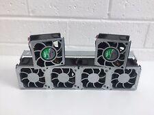 6x Genuine HP 12V Brushless DC FAN Kit 4 DL380 G5 DL385 G2 394035-001 w/ Case