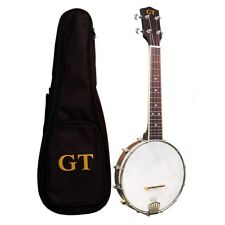 Gold Tone BU-1 Concert Acoustic / Electric Openback Banjo / Ukulele with Bag