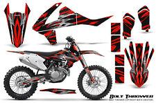 KTM 2016 SXF/XCF-250-350-450 SX-125/450 CREATORX GRAPHICS KIT BOLT THROWER R