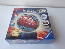 "PUZZLE DISNEY PIXAR "" CARS 3 "" PUZZLE 3D NIGHT LIGHT NEUF SOUS BLISTER"