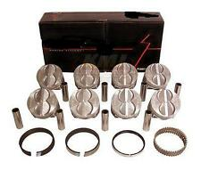 Piston And Ring Set Ford 289/302 Flat Top