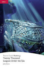 Level 1: 20,000 Leagues Under the Sea Book and CD Pack (Pearson English Graded R