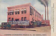DES MOINES IA - Farmers Co-Operative Produce Co.