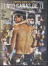SEALED - Tengo Ganas De Ti DVD NEW Mario Casas Maria Valverde SHIPS NOW !