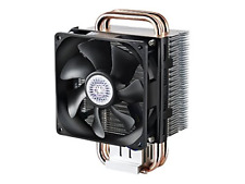 Cooler Master Hyper T2 - Compact CPU Cooler , INTEL/AMD with AM4 Support