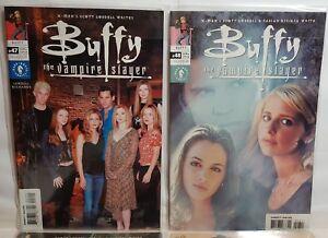Buffy The Vampire Slayer Comics #47 to #50  Dark Horse  Joss Whedon