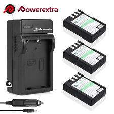 EN-EL9 Battery + Charger for Nikon D3X D40 D40x D60 D3000 D5000 D60 EL9a MH-23