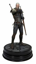 "THE WITCHER 3 WILD HUNT GERALT 8"" inch STATUE FIGURE DARK HORSE 20cm PVC"