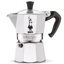 BIALETTI Moka Express 2 Tazze Caffettiera Mokka Coffee Maker Miniexpress