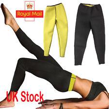 Thermo Sweat Hot Neoprene Body Shaper Pants Slimming Fitness Yoga Leggings L699