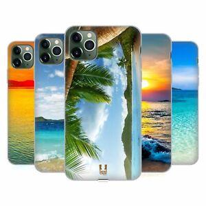 HEAD CASE DESIGNS BEAUTIFUL BEACHES GEL CASE & WALLPAPER FOR APPLE iPHONE PHONES