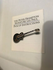 Gibson Custom Peter Frampton Pickup Instructions