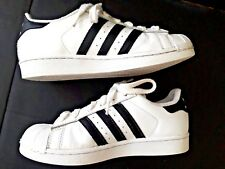ADIDAS SUPERSTAR RUBBER SHOES SIZE 6 / ADIDAS SUPERSTAR UNISEX SNEAKERS SIZE 6