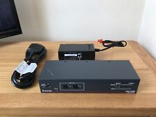 Extron SW2 HDMI 2X1 HDMI Video Switcher Automatic Or Manual Switching 60-841-21