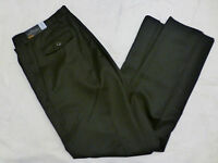 NWT MENS MARC ANTHONY SLIM FIT PANTS $70 BLACK TIE MAS317050