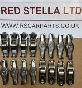 16X ROCKER ARMS SAAB 9-3 9-5 1.9 2.0  TiD TTiD YS3E AWD 1910CC 1956CC R172S
