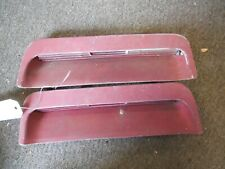 Used 1967 1968 Ford Mustang GT Turn Signal Scoops C7ZB