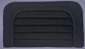 Pedal Car Seat Pad In Black