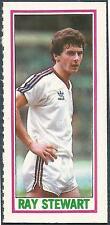 TOPPS-1981-FOOTBALLERS- #122-WEST HAM UNITED & SCOTLAND-RAY STEWART
