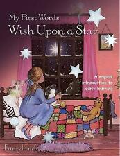 My First Words: Wish Upon a Star - New Sparkly Book
