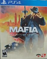 Mafia Definitive Edition ( Playstation 4 / PS4 )Brand new