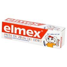 Elmex Kinder-zahnpasta 50ml toothpaste for children..