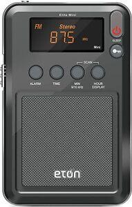 Eton Elite Mini Compact AM/FM/Shortwave Radio...