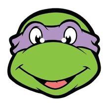 Donatello Teenage Mutant Ninja Turtles Tmnt Oficial tarjeta única Partido Mascarilla