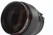 Canon Lens FD 1,2/85 L , der Lichtriese
