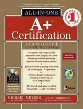 All-in-One Ser.: A+ Certification All-in-One Exam Guide by Scott Jernigan and.