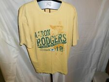 Green Bay Packers ~ T-Shirt ~ Aaron Rogers ~ Size XL