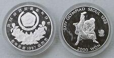 Corea del sur/South korea won 2000 1987 p51 pp/Proof
