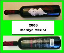 2006 MARILYN MONROE MERLOT Red Wine SEALED Collectible Celebrity MINT  *********