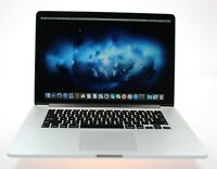 "Apple Macbook Pro Retina Laptop 15.4"" 2.6 - 3.8 Ghz i7 16GB RAM ~ Dual GPUs"