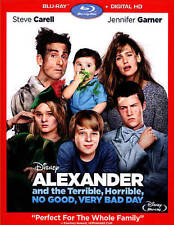 Alexander And The Terrible, Horrible, No Good, Very Bad Day + Digital HD