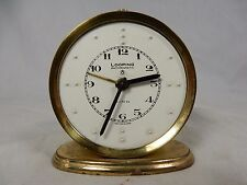 Seltener SINN / LOOPING Blinden Wecker alarm clock Swiss made 8 days working