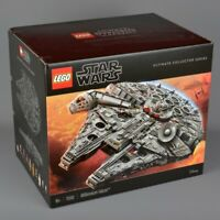 Lego Star Wars Millennium Falcon Ultimate Collector Series 75192 NEW SEALED COOL