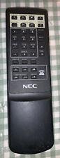 NEC MX610A CD REMOTE CONTROL ORIGINAL