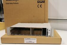 NIB Grass Valley Chassis AC-B 005975-00 47-63Hz Frequency 120-240V