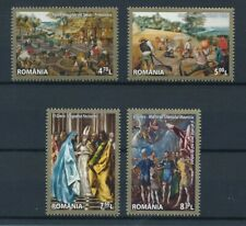 [348915] Romania 2014 good set of stamps very fine Mnh