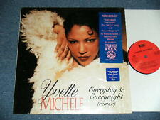 "YVETTE MICHELE US AMERICA 1996 12"" EVERYDAY & EVERYNIGHT ship from Japan"