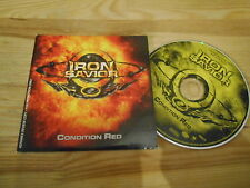 CD Metal Iron Savior - Condition Rec (13 Song) Promo SANCTUARY / NOISE cb
