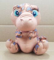 "Vintage TYCO Playtime Baby Dino Animated 9"" Plush Doll Dinosaur Electronic 1996"