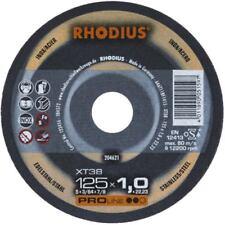 RHODIUS Trennscheibe Xt38 230 X 1 9mm gerade