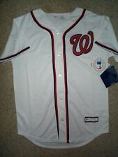($60) Washington Nationals mlb Baseball Jersey YOUTH KIDS BOYS (m-med-medium)