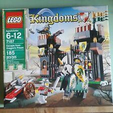 NEW Lego Castle Kingdoms Escape From Dragon's Prison 7187