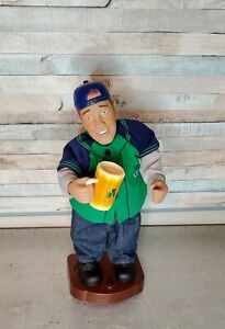St. Pat's Party Guy ST. PATRICK'S DAY Beer Gag Figurine